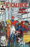 Cover for Excalibur (Marvel, 1988 series) #8 [Direct]