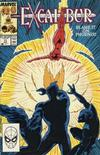 Cover for Excalibur (Marvel, 1988 series) #11 [Direct]