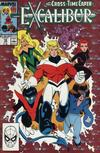 Cover for Excalibur (Marvel, 1988 series) #18 [Direct]
