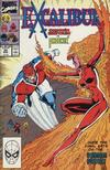Cover for Excalibur (Marvel, 1988 series) #20 [Direct]