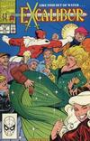 Cover for Excalibur (Marvel, 1988 series) #28 [Direct Edition]