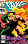 Cover for Excalibur (Marvel, 1988 series) #60 [Direct]
