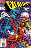 Cover for Excalibur (Marvel, 1988 series) #73 [Direct Edition]