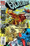 Cover for Excalibur (Marvel, 1988 series) #75 [Direct Edition - Deluxe Foil Cover]