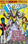 Cover for Excalibur (Marvel, 1988 series) #78 [Direct Edition]