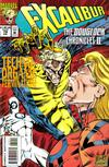 Cover for Excalibur (Marvel, 1988 series) #79 [Direct Edition]
