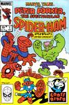 Cover Thumbnail for Marvel Tails Starring Peter Porker, the Spectacular Spider-Ham (1983 series) #1 [Direct]