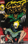 Cover for Ghost Rider (Marvel, 1990 series) #7 [Direct]