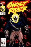 Cover for Ghost Rider (Marvel, 1990 series) #10 [Direct]
