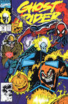 Cover for Ghost Rider (Marvel, 1990 series) #16 [Direct]