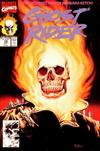 Cover for Ghost Rider (Marvel, 1990 series) #18 [Direct]