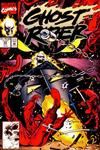 Cover for Ghost Rider (Marvel, 1990 series) #22 [Direct Edition]