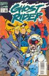 Cover for Ghost Rider (Marvel, 1990 series) #56 [Direct Edition]