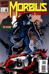 Cover for Morbius: The Living Vampire (Marvel, 1992 series) #31