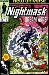 Cover for Nightmask (Marvel, 1986 series) #3