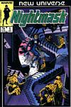 Cover for Nightmask (Marvel, 1986 series) #5
