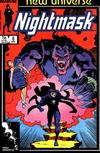 Cover for Nightmask (Marvel, 1986 series) #6