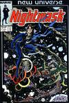 Cover for Nightmask (Marvel, 1986 series) #7 [direct]