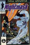 Cover for Nightmask (Marvel, 1986 series) #11