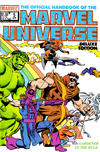 Cover for The Official Handbook of the Marvel Universe (Marvel, 1985 series) #5 [Direct]