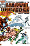 Cover for The Official Handbook of the Marvel Universe (Marvel, 1985 series) #6 [Direct]