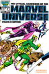 Cover Thumbnail for The Official Handbook of the Marvel Universe (1985 series) #7 [Direct]