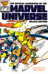 Cover for The Official Handbook of the Marvel Universe (Marvel, 1985 series) #10 [Direct]