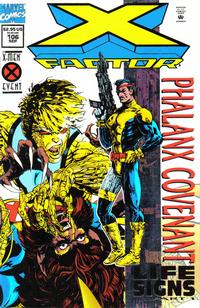 Cover for X-Factor (Marvel, 1986 series) #106 [Standard Cover]
