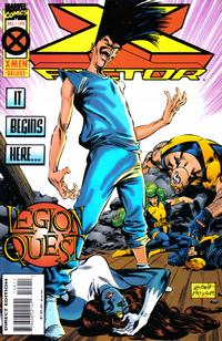 Cover Thumbnail for X-Factor (Marvel, 1986 series) #109 [Deluxe Direct Edition]