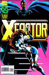 Cover Thumbnail for X-Factor (Marvel, 1986 series) #115 [Direct Edition]
