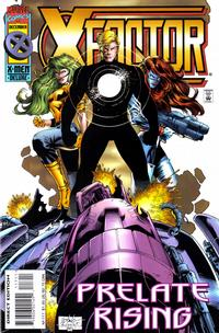 Cover Thumbnail for X-Factor (Marvel, 1986 series) #117 [Direct Edition]