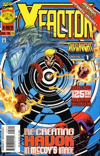 Cover Thumbnail for X-Factor (Marvel, 1986 series) #125 [Direct Edition]