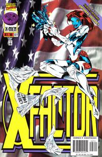 Cover for X-Factor (Marvel, 1986 series) #127 [Direct Edition]