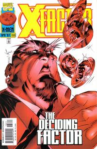 Cover for X-Factor (Marvel, 1986 series) #133 [Direct Edition]