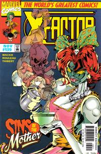 Cover Thumbnail for X-Factor (Marvel, 1986 series) #139 [Direct Edition]