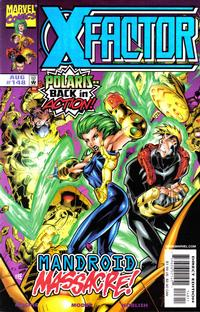 Cover Thumbnail for X-Factor (Marvel, 1986 series) #148 [Direct Edition]