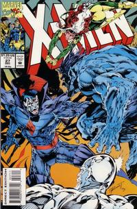 Cover Thumbnail for X-Men (Marvel, 1991 series) #27 [Direct Edition]