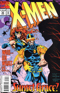 Cover Thumbnail for X-Men (Marvel, 1991 series) #35 [Direct Edition]
