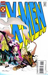 Cover Thumbnail for X-Men (Marvel, 1991 series) #39 [Deluxe Edition]