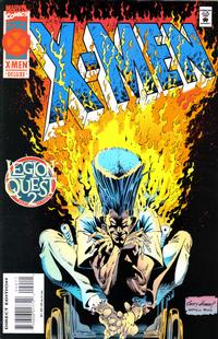 Cover Thumbnail for X-Men (Marvel, 1991 series) #40 [Deluxe Edition]