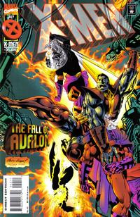 Cover Thumbnail for X-Men (Marvel, 1991 series) #42 [Direct Edition]