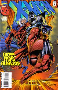Cover Thumbnail for X-Men (Marvel, 1991 series) #43 [Direct Edition]