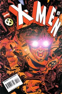 Cover Thumbnail for X-Men (Marvel, 1991 series) #44 [Direct Edition]