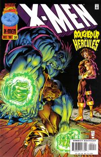 Cover Thumbnail for X-Men (Marvel, 1991 series) #59 [Direct Edition]