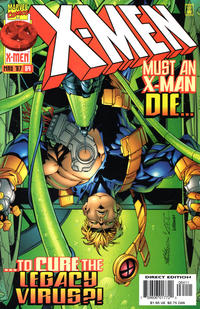 Cover Thumbnail for X-Men (Marvel, 1991 series) #64 [Direct Edition]