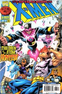 Cover Thumbnail for X-Men (Marvel, 1991 series) #65 [Direct Edition]