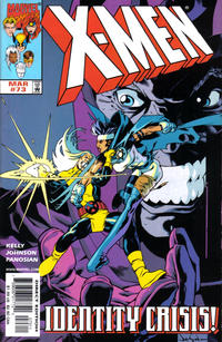 Cover Thumbnail for X-Men (Marvel, 1991 series) #73 [Direct Edition]