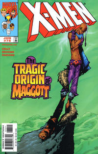 Cover Thumbnail for X-Men (Marvel, 1991 series) #76 [Direct Edition]