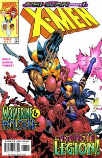 Cover Thumbnail for X-Men (Marvel, 1991 series) #77 [Direct Edition]