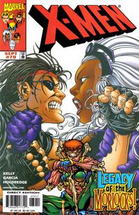 Cover Thumbnail for X-Men (Marvel, 1991 series) #79 [Direct Edition]